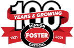 Foster Fuels Mission Critical Logo